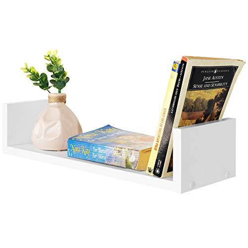 COMIFORT - Estantes Pared Juego 3 Estanterías Librería