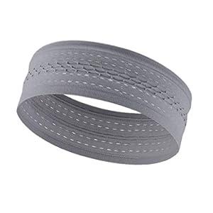 ZHAO YELONG Männer und Frauen Stretch Haarband Anti-Rutsch-feuchtigkeitsspendende Sweat-Proof Gürtel Sport Stirnband