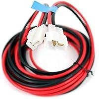 Bobury 3 metros de separación desmontable cable de extensión para Yaesu TM-/471 FT-1807/7900/7900 TYT-9000D radio de coche de intercomunicación