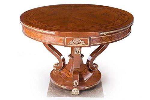 Table ronde baroque style rococo d'époque Louis XV MoTa0811