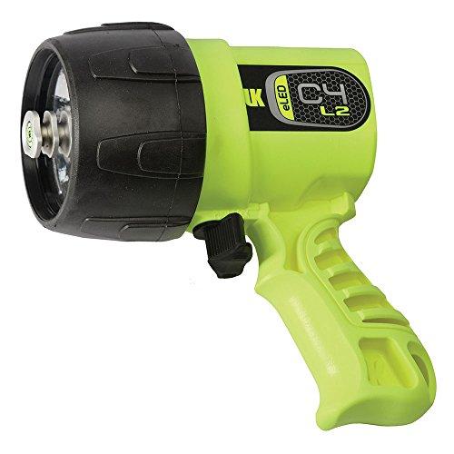 Underwater Kinetics Tauchlampe C4 ELED, Safety/Gelb, 519056