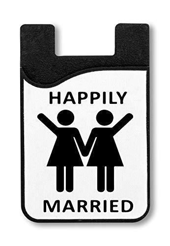 We Are Happily Married Kreditkarteninhaber für Smartphone (Herr Luke Valentine)