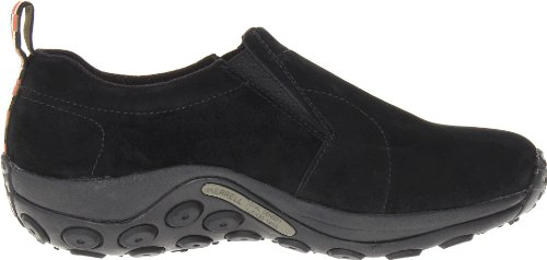 Merrell Jungle Moc imperméable Slip-on chaussures Black