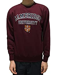 Camiseta Oficial del Applique de la Universidad de Cambridge - Ropa Oficial de la Universidad Famosa