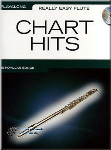 Chart Hits - Really Easy Flute - Flöte Noten [Musiknoten]