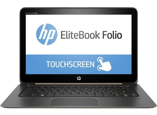 "HP EliteBook Folio 1020 Bang & Olufsen Limited Edition 1.2GHz M-5Y71 12.5"" 2560 x 1440Pixels Touch screen Nero, Oro"