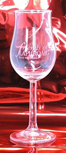 "Laphroaig Tasting Glas mit Stil ""Friends of Laphroaig"""
