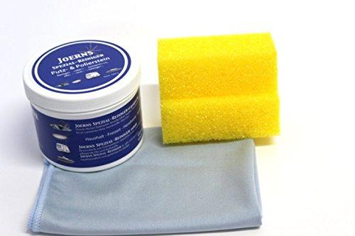 joerns-putzstein-dose-1-kg-set-mit-poliertuch-putz-polierstein-spezial-reiniger