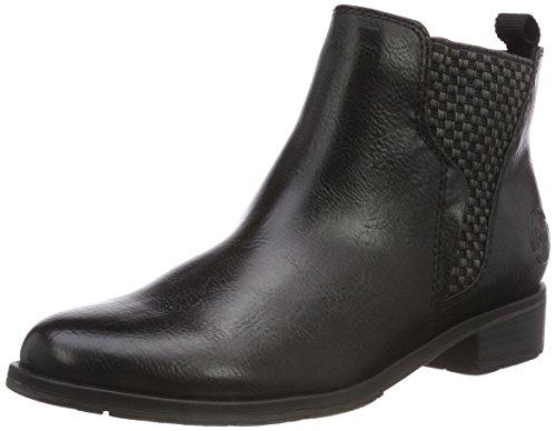MARCO TOZZI Damen 2-2-25040-31 096 Chelsea Boots, Schwarz (Black Ant.Comb, 39 EU