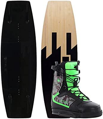 Ctrl The Hustle finless 136 2015 Incluye Imperial Boots Black Camo
