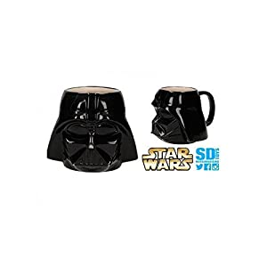 Star Wars R2-D2 - Taza de cerámica 3D