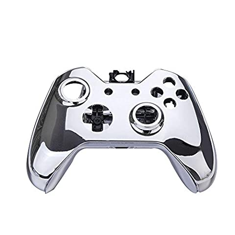Kobwa Wireless Controller Replacement Mod Kit Plating Shell Case for