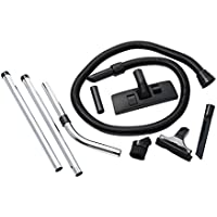 Qualtex 9 Piece Tool Kit for Numatic Vacuum Cleaners: Fits Henry, Hetty, James, George, Basil & Edward Vacuum Cleaners-Black