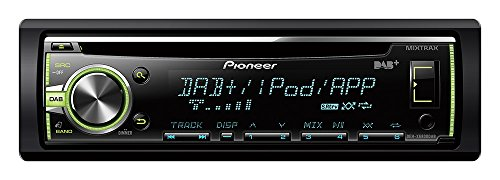 Pioneer Auto-Stereo mit DAB + Tuner/USB/AUX - Dab Auto Stereo