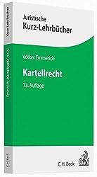 Kartellrecht: Ein Studienbuch (Kurzlehrbücher für das Juristische Studium)