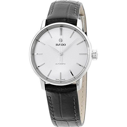 Rado Women's 32mm Leather Band Case Automatic Analog Watch R22862015
