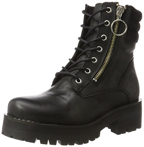 Apple of Eden Veder, Bottes Motardes Femme