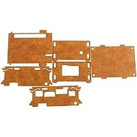 Acryl Schutzhülle Box Gehäuse Hülle für Orange Pi One