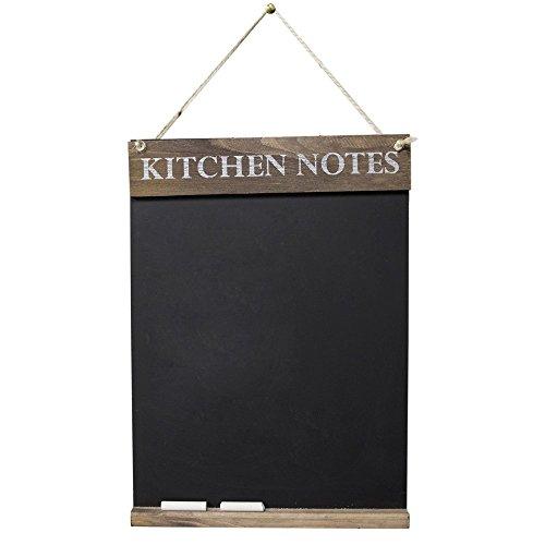 Küche Notizen Kreidetafel, holz, braun, A3 - 300 x 420mm