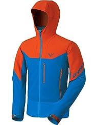 Dynafit Mercury 2DST M JKT, chaqueta de ski Touring Hombre, Hombre, Mercury 2 Dst M Jkt, Arancione, 50/ litros