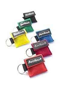"""AMBU """"LifeKey"""" Schlüsselanhänger Beatmungstuch"""