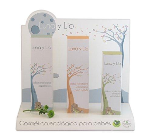 Jabón ecológico para bebés