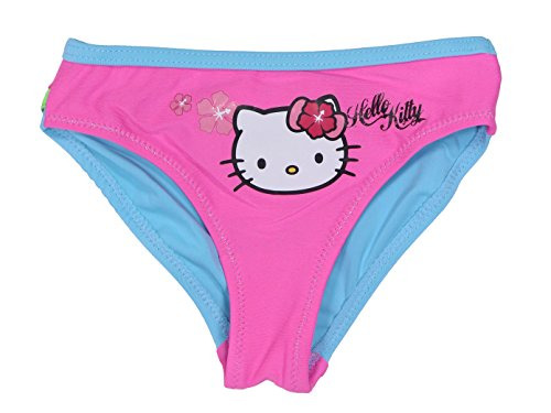 Hello Kitty Official Girls Swimming Bikini 4Years Blue (Hello Kitty Bikini)