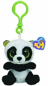 TY Beanie Boos Bamboo Clip 36502Key Attachment Panda