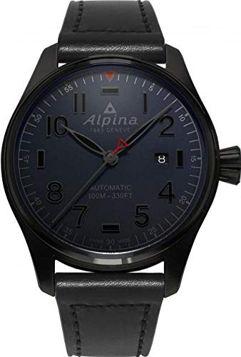 Alpina Geneve Startimer Shadow Line Automatic AL-525NN4FBS6 Herren Automatikuhr