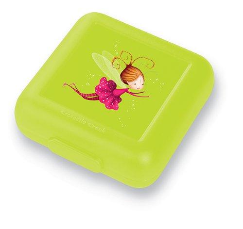 Crocodile creek 3865102, lunch box/contenitore porta cibo - colazione e merenda a scuola - eco friendly per bambini