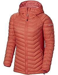 : Columbia Down Jacket Women : Vêtements