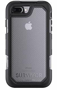 Griffin Survivor Summit Robuste Schutzhülle Case für Apple iPhone 7 Plus - Schwarz/Transparent (B01KOXE0XA) | Amazon Products