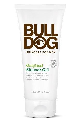 Bulldog Shower Gel - Original (200ml) - Pack of 2 by Bulldog