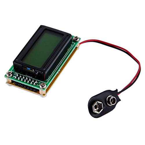 ForU-1 Frequenzzähler, hohe Genauigkeit, 1–500 MHz, max. 640 MHz, Messung