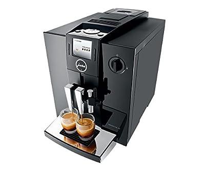 Jura IMPRESSA F8 Aroma+ TFT Coffee Machine, 1.9 L, 1450 W, 15 Bar - Piano Black from Jura