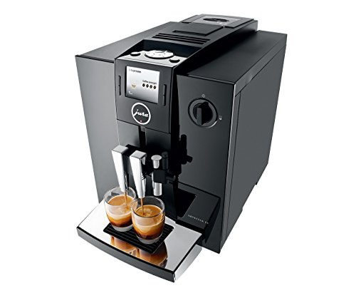 Jura IMPRESSA F8 Aroma+ TFT Coffee Machine, 1.9 L, 1450 W, 15 Bar - Piano Black thumbnail