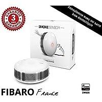 FIBARO Smoke Sensor - Détecteur de fumée Z-Wave Plus
