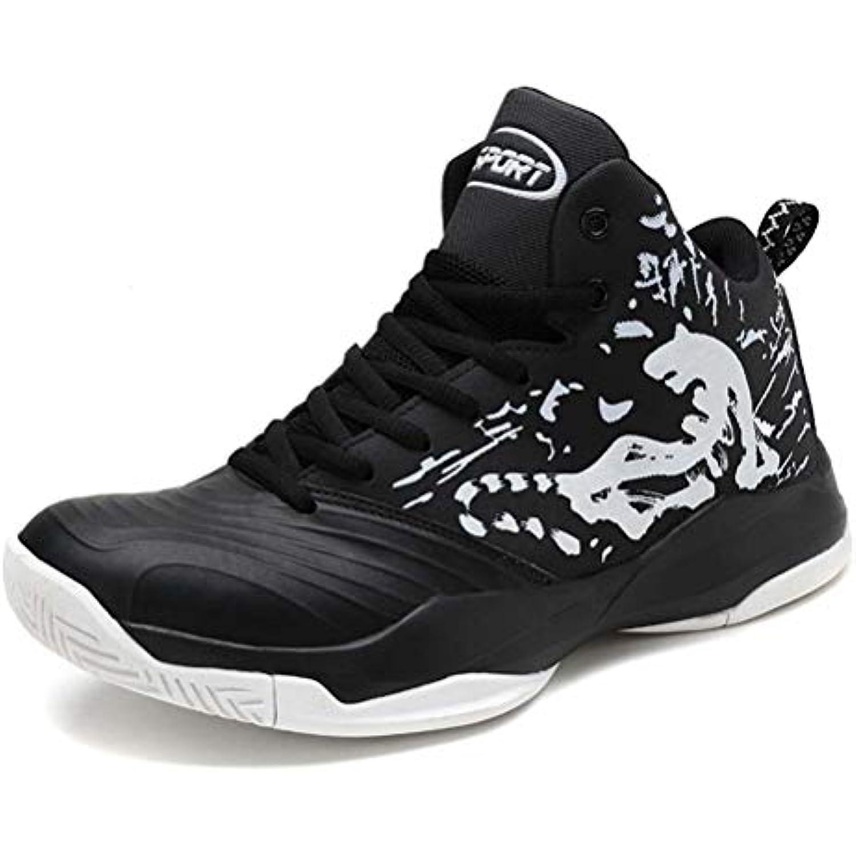 Gshe Shoes Scarpe Da Btletico Uomo Ultra Leggero Traspirante Btletico Da In Esecuzione Formazione Scooer Scarpe,Black,41  Parent 349d11