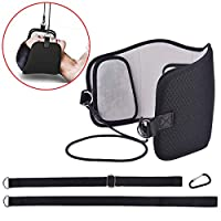TourKing Hammock for Neck-Portable Neck Hammock Durable Neck Massager to Reduce Neck Pain, Shoulder Pain,Headache for Office,Home,School