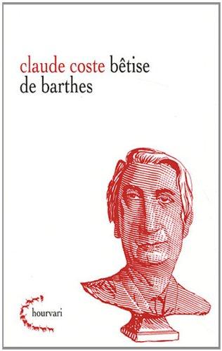 Btise de Barthes