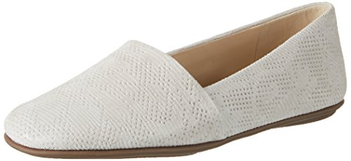 Ecco Damen Osan Slipper, Weiß (15152SHADOW White), 37 EU