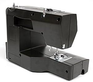 Máquina de coser Toyota SUPERJ15, 15 programas, especial tejanos, color negro