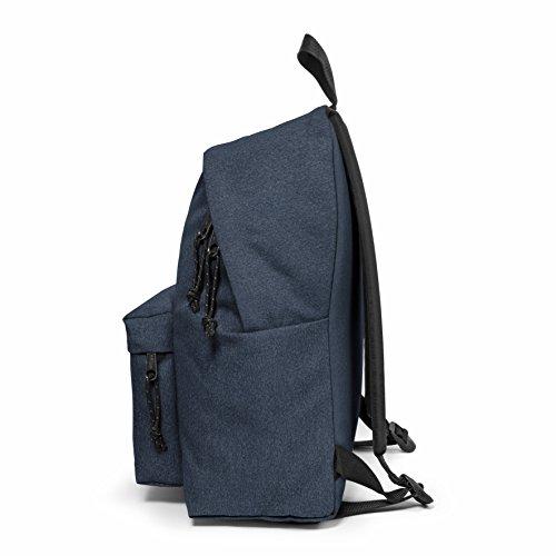Eastpak Rucksack Padded Pak'r 24 Liter Blau (Double Denim) EK62082D - 6
