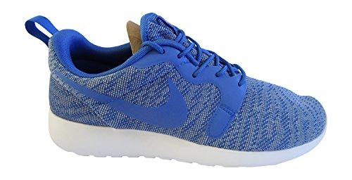 Nike  Rosherun Kjcrd, Running homme - game royal grey mist white 401