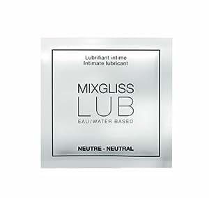 Lubrifiant à l'Eau Lub (Sachet Dosette 4ml) Mixgliss