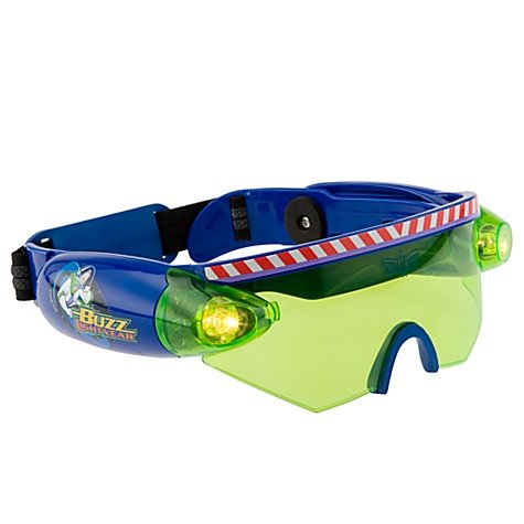 Disney Toy Story - Buzz Lightyear Brille mit Leuchtfunktion - ab 3 Jahre