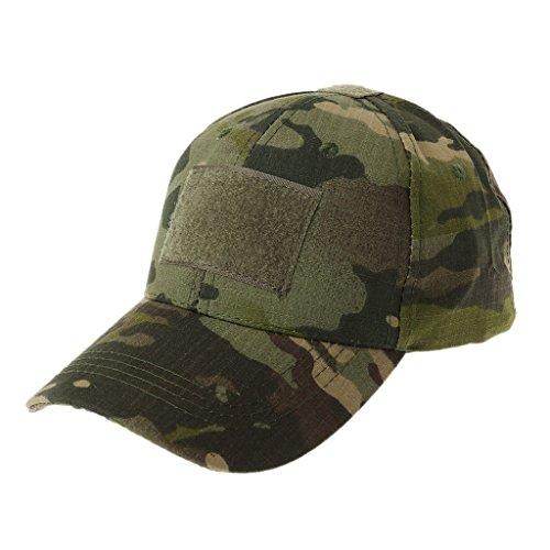 JERKKY Gorra Militar Camuflaje ejército Sombrero