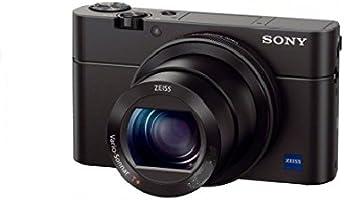 Sony DSC-RX100 Appareil Photo Expert Large Capteur 1'' CMOS Exmor, 20,2 Mpix, Optique Lumineuse
