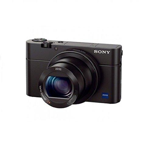 dsc hx 80 Sony DSC-RX100 Cyber-shot Digitalkamera (20 Megapixel, 7,6 cm (3 Zoll) Display, lichtstarkes 28-100mm Zoomobjektiv F1,8 - 4,9, Full HD) schwarz