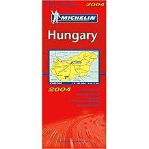 Hongrie : 1/400 000